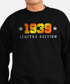 Limited Edition 1939 Birthday Jumper Sweater