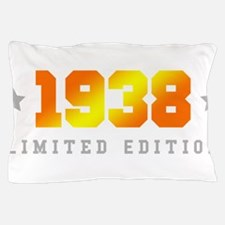 Limited Edition 1938 Birthday Pillow Case