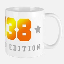 Limited Edition 1938 Birthday Mugs