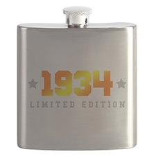 Limited Edition 1934 Birthday Flask