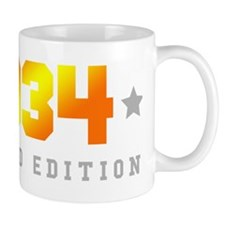 Limited Edition 1934 Birthday Mugs
