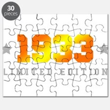 Limited Edition 1933 Birthday Puzzle