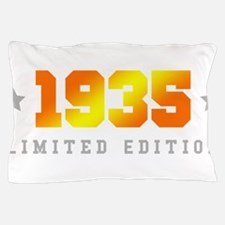 Limited Edition 1935 Birthday Pillow Case
