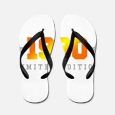 Limited Edition 1930 Birthday Flip Flops