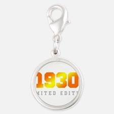 Limited Edition 1930 Birthday Charms