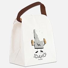 Cute Idaho Canvas Lunch Bag