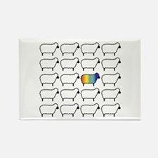 One of a Kind - Rectangle Magnet
