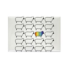 One of a Kind - Rectangle Magnet (10 pack)