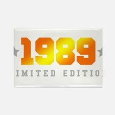 Limited Edition 1989 Birthday Shirt Magnets