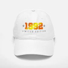 Limited Edition 1992 Birthday Shirt Baseball Baseball Cap