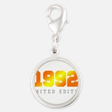Limited Edition 1992 Birthday Shirt Charms