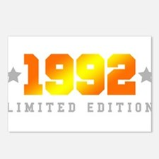 Limited Edition 1992 Birthday Shirt Postcards (Pac