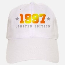 Limited Edition 1997 Birthday Shirt Cap