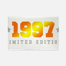 Limited Edition 1997 Birthday Shirt Magnets