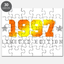 Limited Edition 1997 Birthday Shirt Puzzle