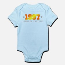 Limited Edition 1997 Birthday Shirt Body Suit