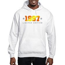 Limited Edition 1997 Birthday Shirt Jumper Hoody
