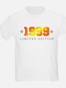 Limited Edition 1999 Birthday Shirt T-Shirt