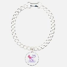 Fabulous 25th Birthday Bracelet