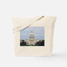 U. S. Capital Building Tote Bag