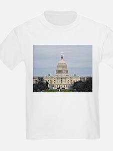 U. S. Capital Building T-Shirt