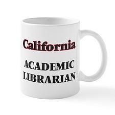 California Academic Librarian Mugs