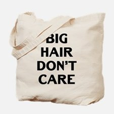 Big Hair Tote Bag