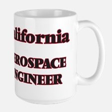 California Aerospace Engineer Mugs