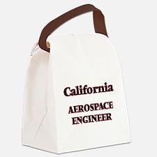 California Aerospace Engineer Canvas Lunch Bag