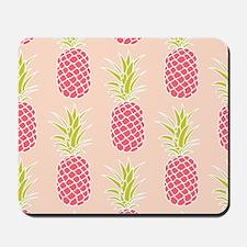 Pineapple Pattern Mousepad