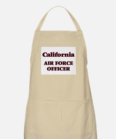 California Air Force Officer Apron