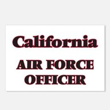 California Air Force Offi Postcards (Package of 8)