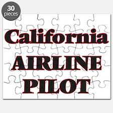 California Airline Pilot Puzzle