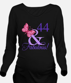 Unique Fab Long Sleeve Maternity T-Shirt