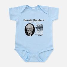 Sanders: 400 Infant Bodysuit
