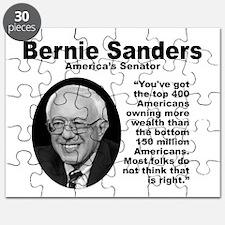 Sanders: 400 Puzzle