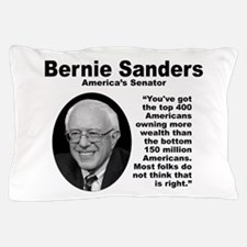 Sanders: 400 Pillow Case