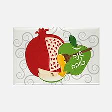 Shana Tova Holiday Design s Magnets