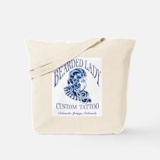 Bearded Lady Logo Tote Bag