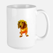 Dachshund Orange Bernadette's Fave Mugs
