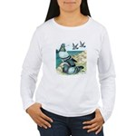 Wild Pigeons Women's Long Sleeve T-Shirt