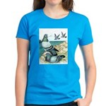 Wild Pigeons Women's Dark T-Shirt