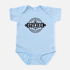 Vintage Style Cyanide Infant Bodysuit