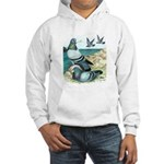Wild Pigeons Hooded Sweatshirt