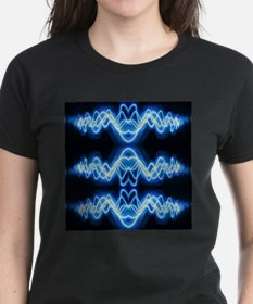 Soundwave deejay Techno music T-Shirt