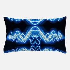 Soundwave deejay Techno music Pillow Case