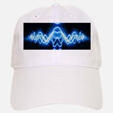 Soundwave deejay Techno music Baseball Baseball Cap