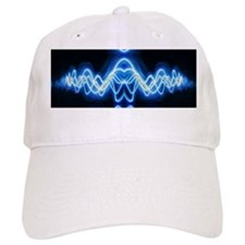 Soundwave deejay Techno music Baseball Cap