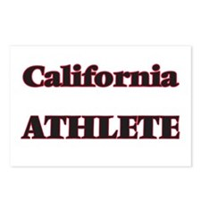 California Athlete Postcards (Package of 8)