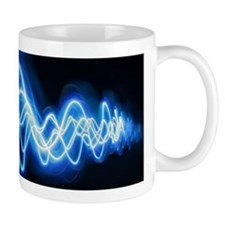Soundwave deejay Techno music Mugs